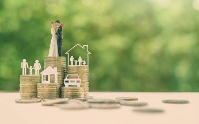 Zmiany w finansach po zawarciu małżeństwa